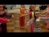 Утренник в детском саду,танец